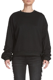 Elan Tie Sleeve Sweater - Product Mini Image