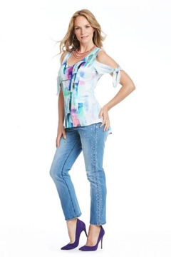 Cartise Tie Sleeve Top - Product List Image