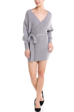 Shoptiques Product: Tie Sweater Dress