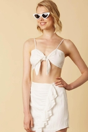 TIMELESS Tie Top - Front cropped