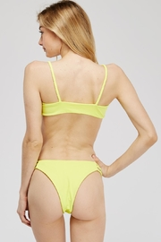 Mad For Love Tie Top Bikini - Side cropped