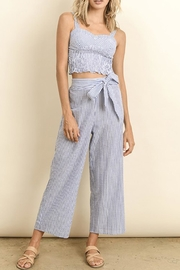 dress forum Tie Waist Culotte - Product Mini Image