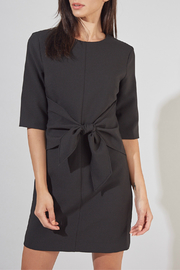 Do+Be Collection  Tie Waist Dress - Product Mini Image