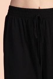 Tyche Tie Waist Jogger - Front full body