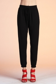 Tyche Tie Waist Jogger - Front cropped