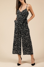 essue Tie Waist Jumpsuit - Product Mini Image