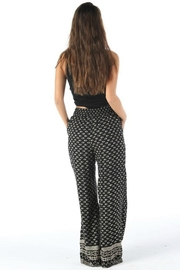 Angie Tie Waist Pant - Side cropped