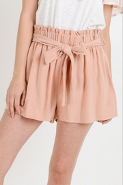 Papercrane Tie Waist Short - Product Mini Image