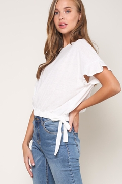 Shoptiques Product: Tie Waist Top