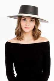 Peter Grimm Tied-Up Gambler Hat - Front cropped