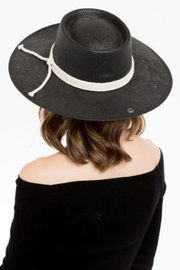 Peter Grimm Tied-Up Gambler Hat - Side cropped