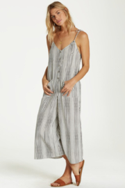 Billabong Tied Up Jumpsuit - Front full body