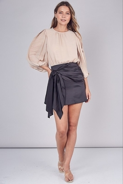 Do & Be Tied Up Skirt - Product List Image
