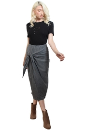 Rock Etiquette Tied Up Skirt - Product Mini Image