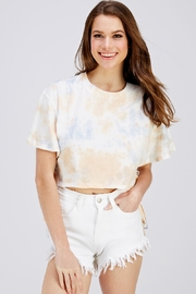 storia Tiedye t Shirt - Front cropped