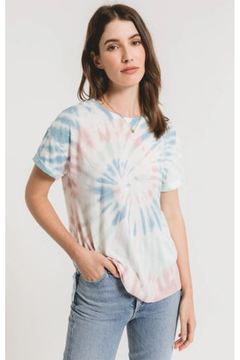 z supply TieDye Tee - Product List Image