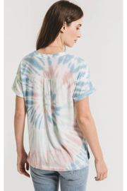 z supply TieDye Tee - Front full body