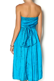 Tie Many Way Dress - Back cropped