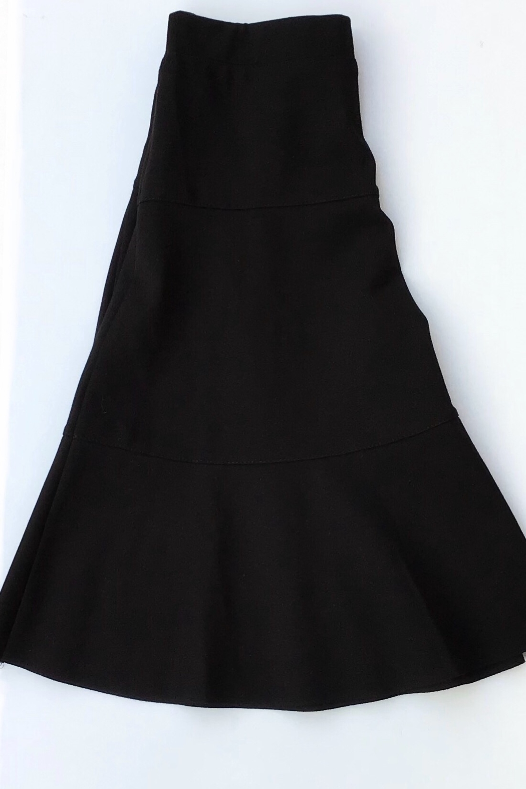 Meli by FAME TIER PONTE SKIRT 23 INCH - Front Cropped Image