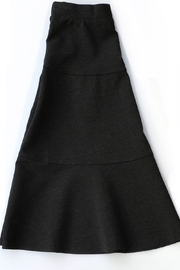 Meli by FAME TIER PONTE SKIRT 23 INCH - Front cropped