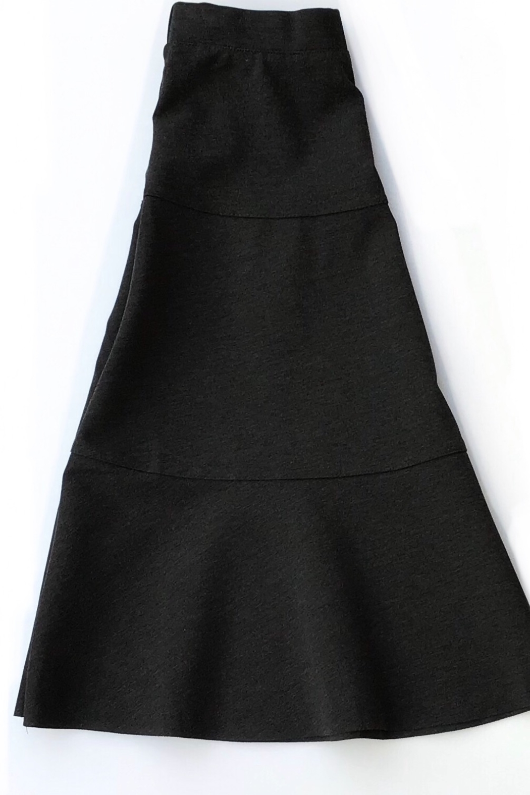 Meli by FAME TIER PONTE SKIRT 25 INCH - Front Cropped Image