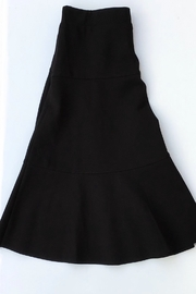 Meli by FAME TIER PONTE SKIRT 27 INCH - Front cropped
