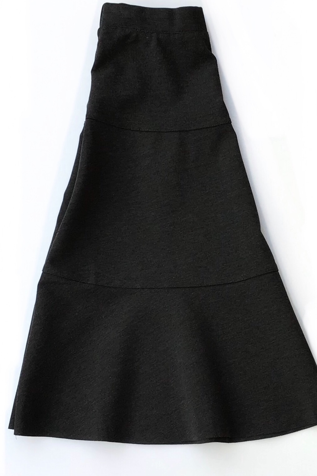 Meli by FAME TIER PONTE SKIRT 27 INCH - Front Cropped Image