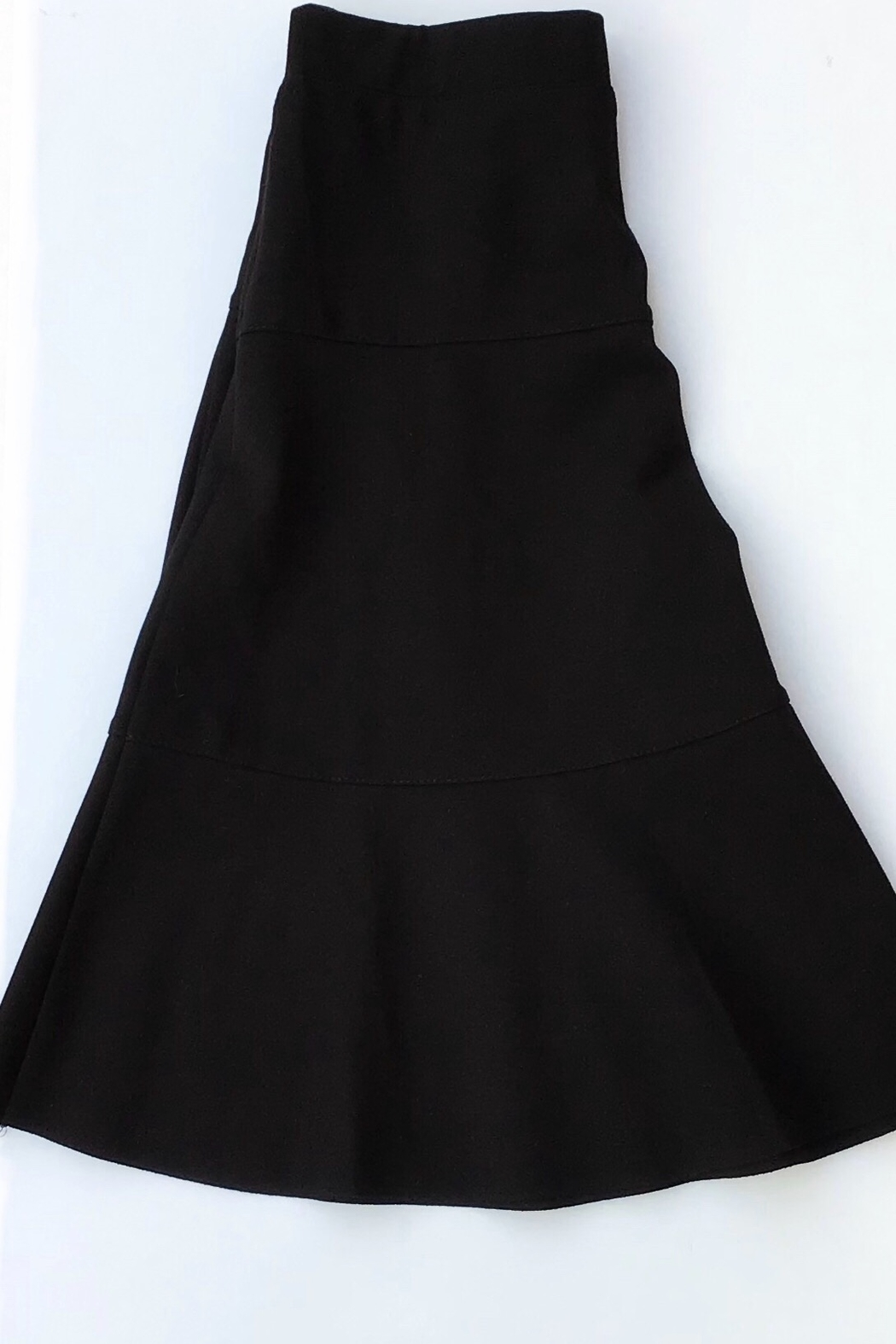 Meli by FAME TIER PONTE SKIRT 29 INCH - Front Cropped Image