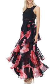 MHGS Tiered Chiffon Skirt - Front cropped