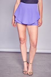 Do + Be  Tiered Detail Skort - Other