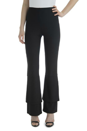 Lyssé Tiered Hem Pull-on Pant - Product Mini Image