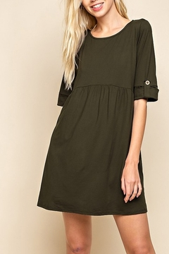 Mittoshop TIERED KNIT DRESS - Product List Image