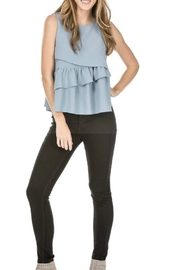 Joy Joy Tiered Layer Top - Front cropped