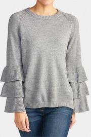 Coco + Carmen Tiered Sleeve Sweater - Product Mini Image
