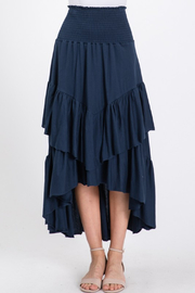 R+D Tiered Smock Dress - Other