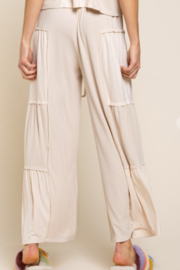 POL  Tiered Stone Bottoms - Back cropped