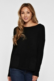 Lovestitch  Tiffany Sweater - Front cropped