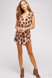 WESTMOON Tiger Face Romper - Other