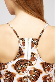 WESTMOON Tiger Face Tank - Side cropped