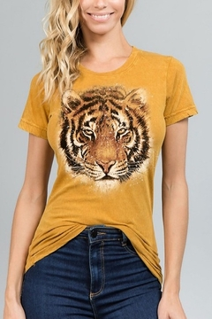 Shoptiques Product: Tiger Face Tee