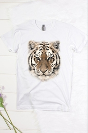Color Bear Tiger Face Tee - Front cropped