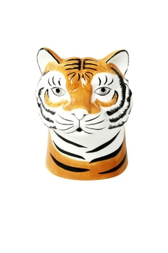 Rice DK Tiger Head Vase - Product List Image