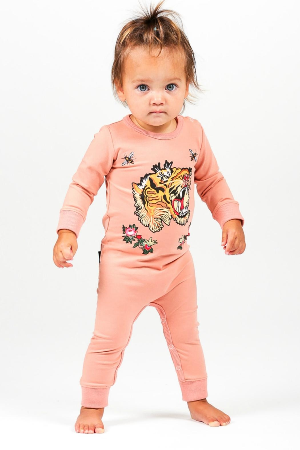 Rock Your Baby Tiger Playsuit - Main Image