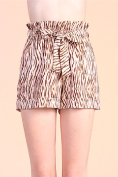 Tyche Tiger Print Short - Product List Image