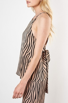 Do & Be Tiger Print Tank - Alternate List Image