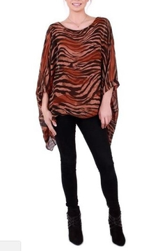 GiGi Moda Tiger Striped Kaftan - Product List Image