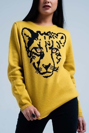 Q2 Tiger Sweater - Product Mini Image
