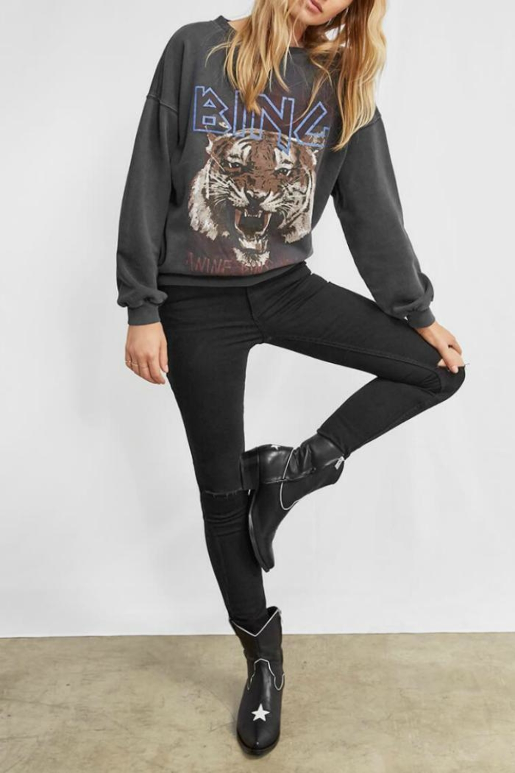 dbc6f14cbb Anine Bing Tiger Sweatshirt from Canada by Era Style Loft — Shoptiques