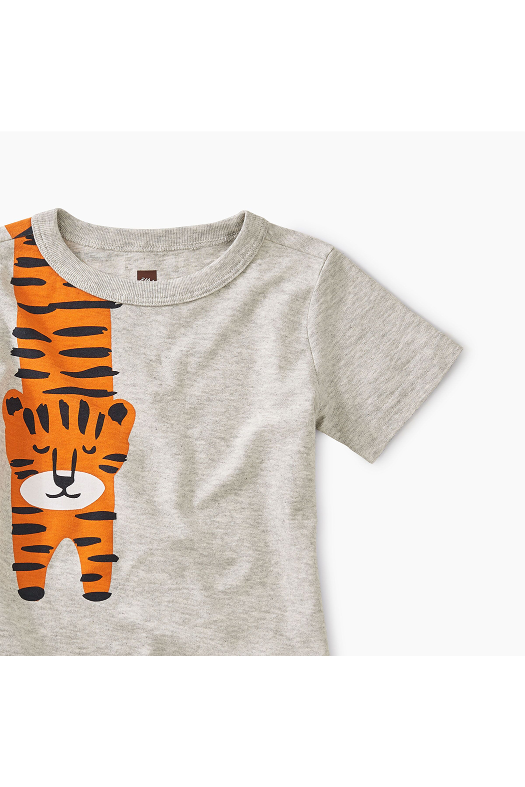 Tea Collection Tiger Turn Baby Graphic Tee - Side Cropped Image