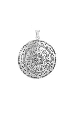 Shoptiques Product: Hilltribe Sterling Pendant